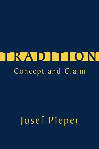 9781587318795: Tradition: Concept and Claim