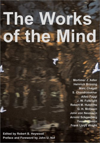 9781587319259: Works of the Mind