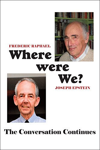 9781587319341: Where Were We?: The Conversation Continues