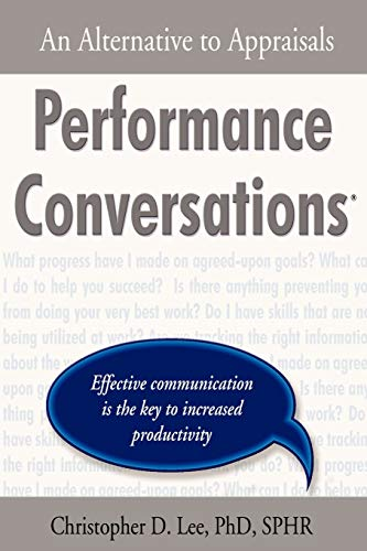 9781587366055: Performance Conversations: An Alternative to Appraisals