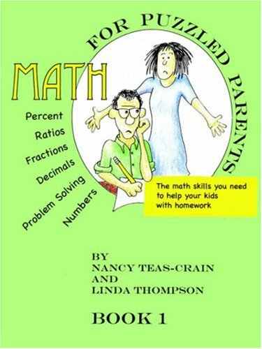 9781587366635: Math for Puzzled Parents: The math skills you need to help your kids with homework
