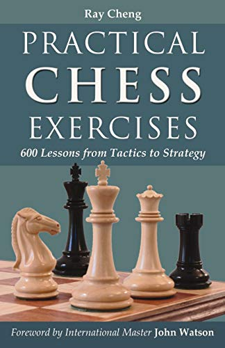 9781587368011: Practical Chess Exercises: 600 Lessons from Tactics to Strategy