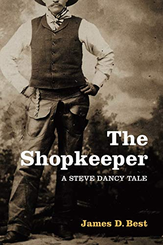 THE SHOPKEEPER a Steve Dancy Tale