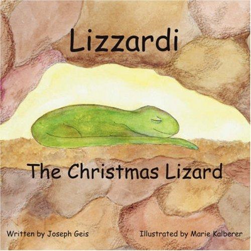 9781587369803: Lizzardi: The Christmas Lizard