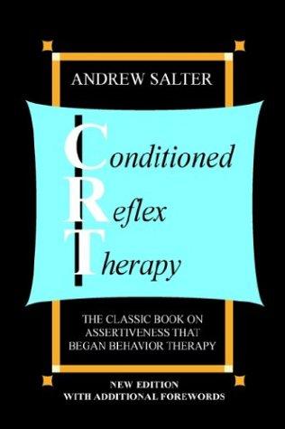 9781587410482: Conditioned Reflex Therapy