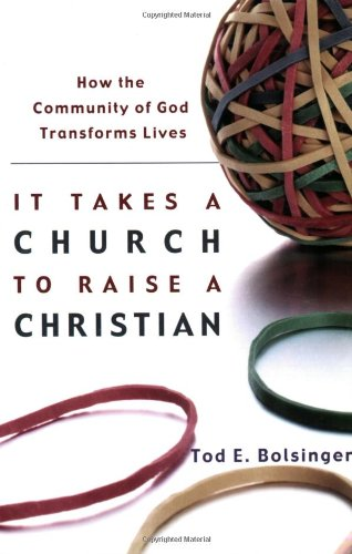 9781587430893: It Takes a Church to Raise a Christian: How the Community of God Transforms Lives
