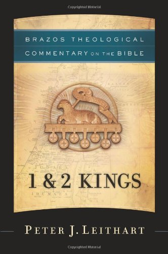 9781587431258: 1 & 2 Kings (Brazos Theological Commentary on the Bible)