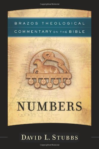 9781587431401: Numbers (Brazos Theological Commentary on the Bible)