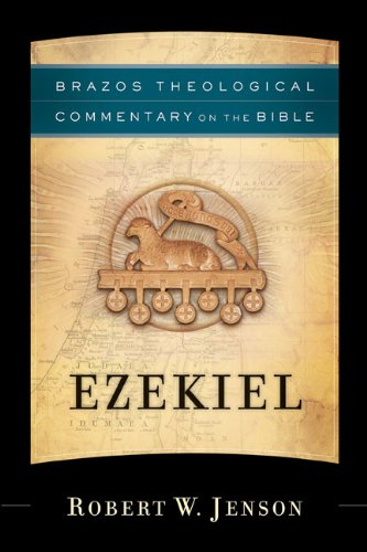 9781587431661: Ezekiel (Brazos Theological Commentary on the Bible)