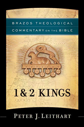 9781587433979: 1 & 2 Kings (Brazos Theological Commentary on the Bible)