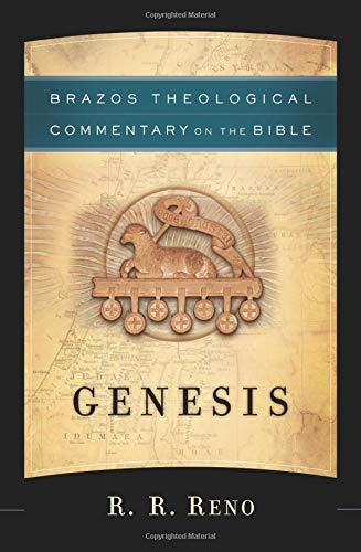 9781587434181: Genesis (Brazos Theological Commentary on the Bible)