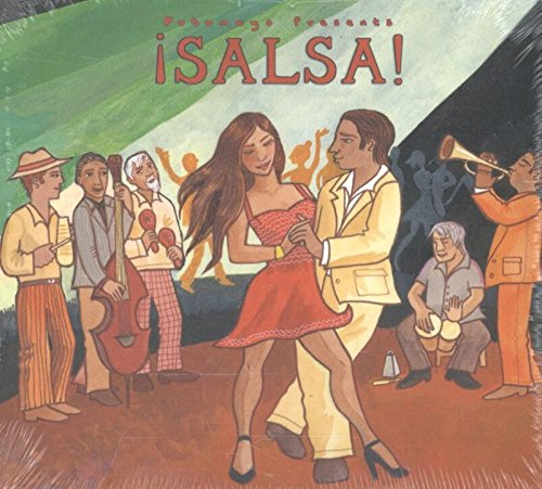 9781587502330: PUTUMAYO PRESENTS: !SALSA!