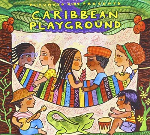 9781587591334: Caribbean Playground (Putumayo Music Cds & Activity)