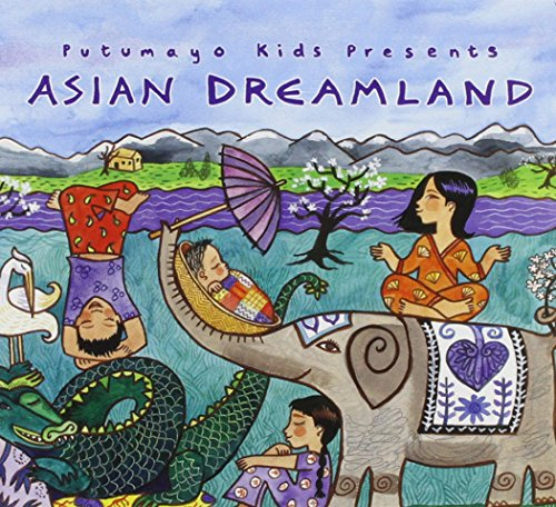 9781587591716: Asian Dreamland CD (Putumayo Kids Presents)