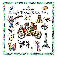 9781587592898: Putumayo Europe Sticker Collection