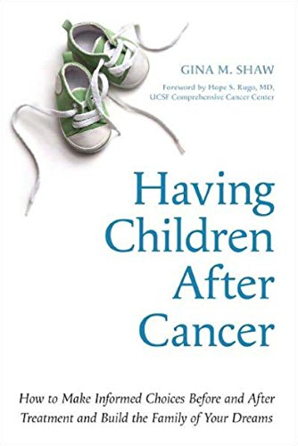 9781587610547: Having Children After Cancer: How to Make Informed Choices Before and After Treatment and Build the Family of Your Dreams