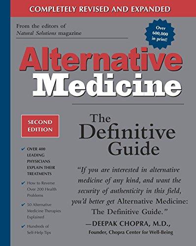 Alternative Medicine : The Definitive Guide: John W. Anderson;