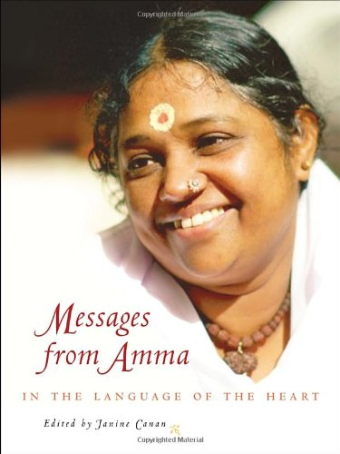 9781587612145: Messages from Amma: In the Language of the Heart