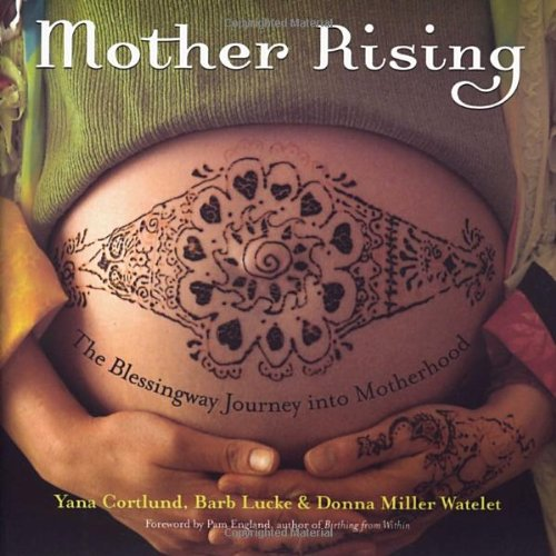 9781587612671: Mother Rising: The Blessingway Journey into Motherhood