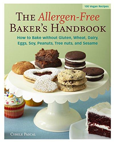 The Allergen-Free Baker's Handbook: Pascal, Cybele