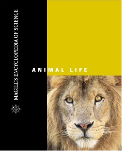 9781587650192: Magill's Encyclopedia of Science: Animal Life