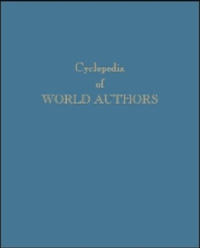 9781587651229: Cyclopedia of World Authors