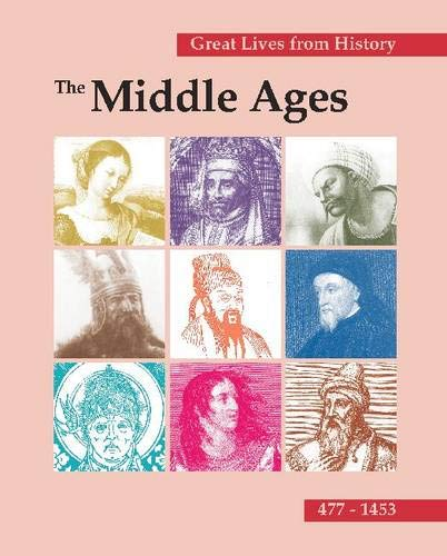 9781587651649: Great Lives from History: The Middle Ages: Print Purchase Includes Free Online Access