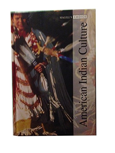 9781587651946: 2: American Indian Culture (Magill's Choice)