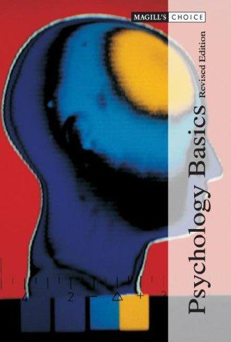 Psychology Basics (Magill's Choice): Nancy A., Ed.
