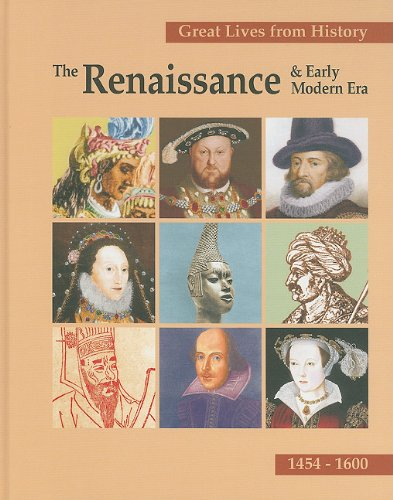Great Lives from History, the Renaissance and: Moose, Christina J.