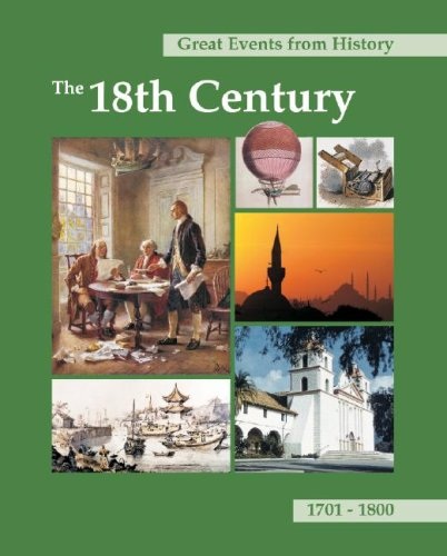 The 18th Century, 1701-1800 (Paperback)