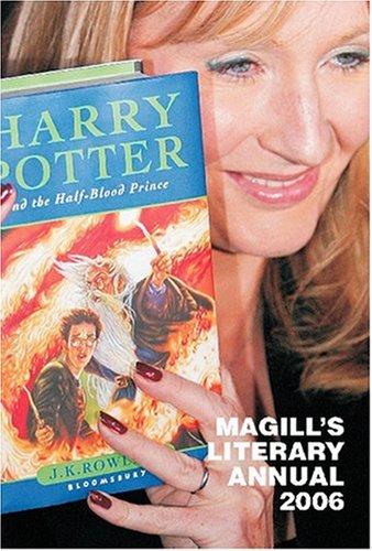 Magill's Literary Annual 2006 - 2 volume: Salem Press