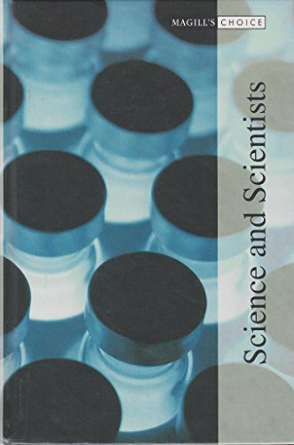 Science and Scientists-Vol.3 (Magill's Choice): Salem Press