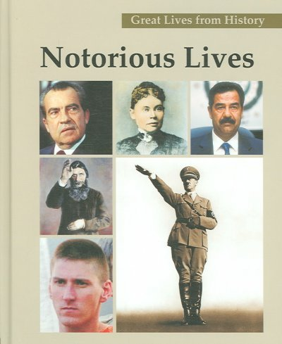 9781587653230: Notorious Lives: Philippe Petain - Grigory Yevseyevich Zinovyev (Great Lives from History)