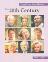 The 20th Century, 1901-2000 (Great Lives from History): Robert F. Gorman