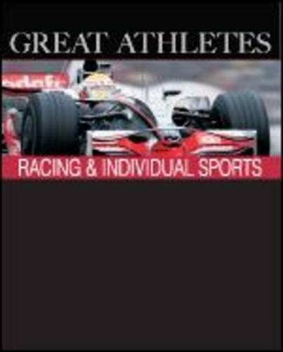 9781587654824: Great Athletes Racing & Individual Sports