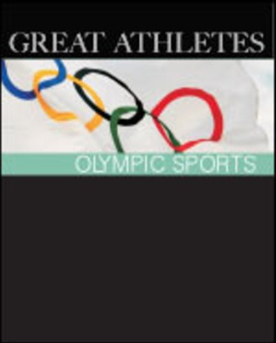 9781587654879: Great Athletes Olympic Sports