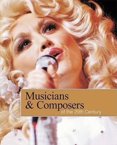 Musicians and Composers of the 20th Century (Hardback)