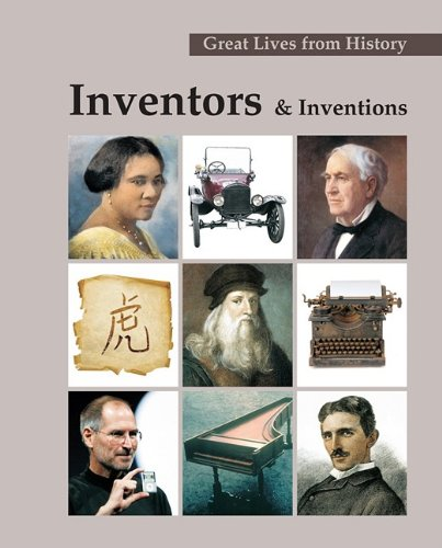9781587655227: Great Lives from History: Inventors & Inventions: Print Purchase Includes Free Online Access