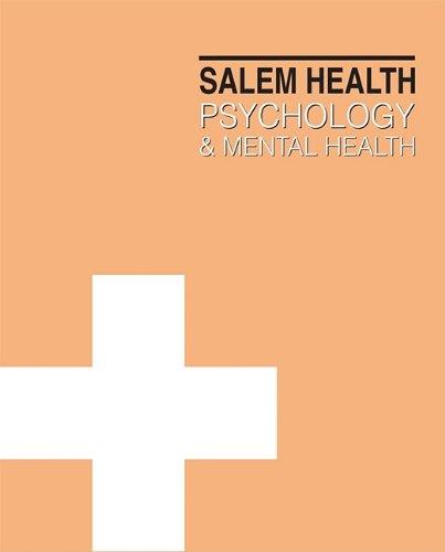 Salem Health: Psychology & Mental Health (5 volume set)