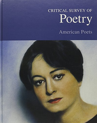 American Poets (Critical Survey of Poetry)