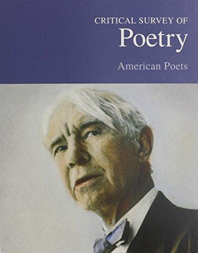 9781587655852: Critical Survey of Poetry: American Poets-Volume 2