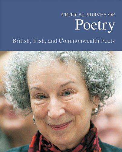 9781587655883: British, Irish & Commonwealth Poets (Critical Survey of Poetry)