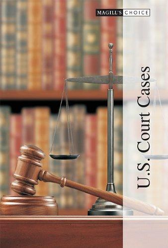 U.S. Court Cases (Hardback)