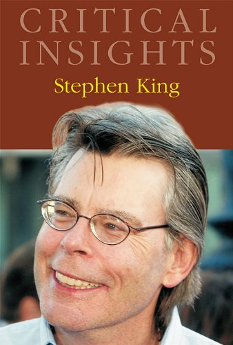 9781587656859: Stephen King (Critical Insights)