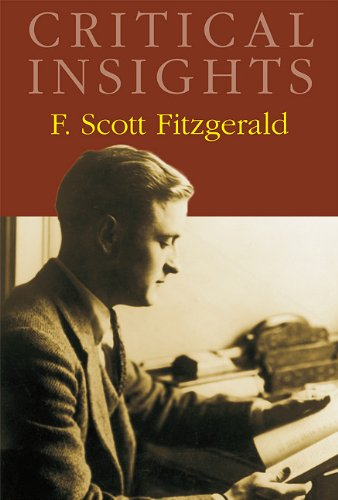 9781587656934: F. Scott Fitzgerald (Critical Insights)