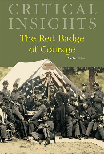 9781587657078: The Red Badge of Courage (Critical Insights)