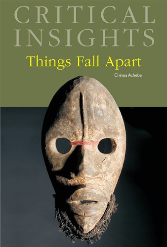 9781587657115: Things Fall Apart (Critical Insights)