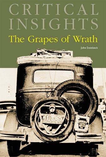 9781587657153: The Grapes of Wrath (Critical Insights)