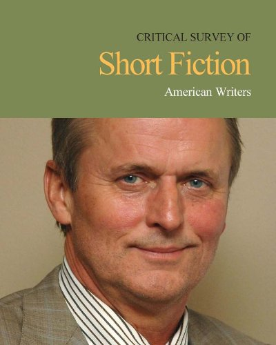 9781587657931: Critical Survey of Short Fiction: American Writers